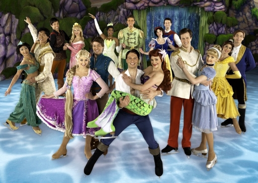 Спектакль Disney on Ice
